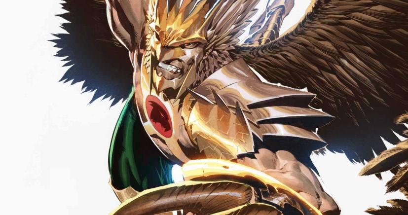 Hawkman DC Comics