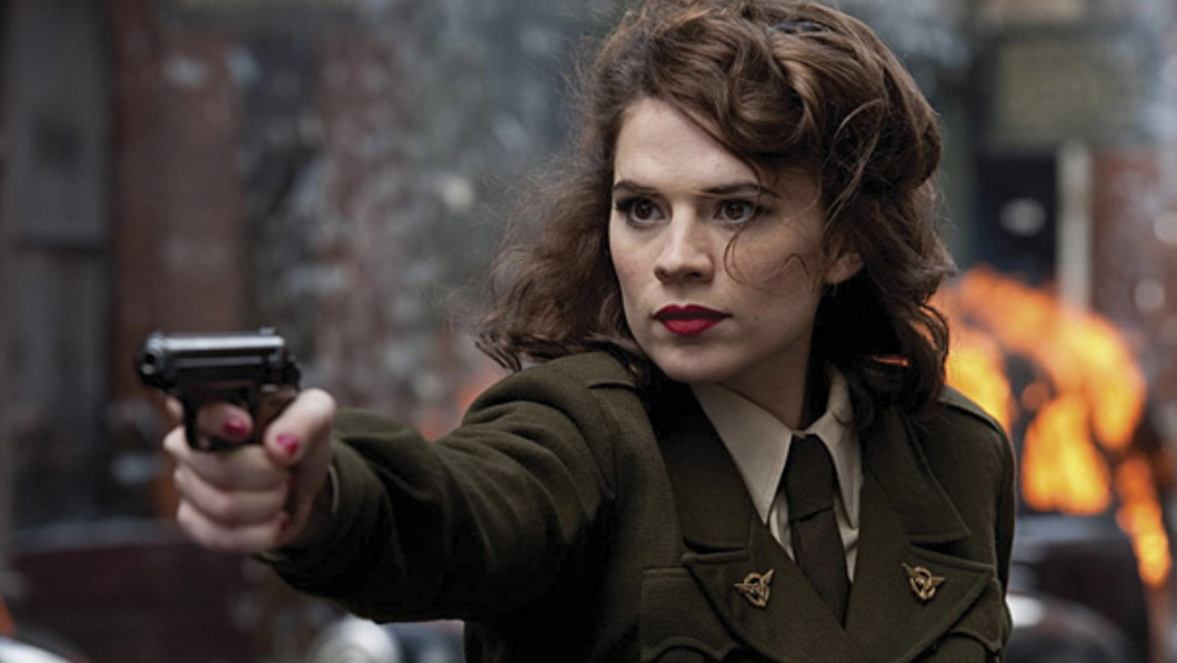 Hayley Atwell Naked Image