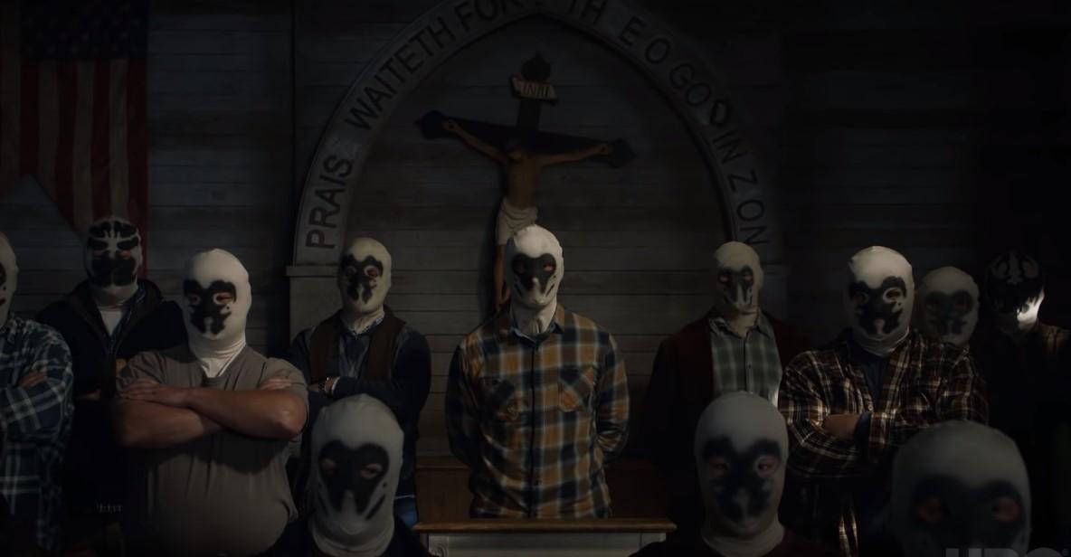 HBO Watchmen premiere