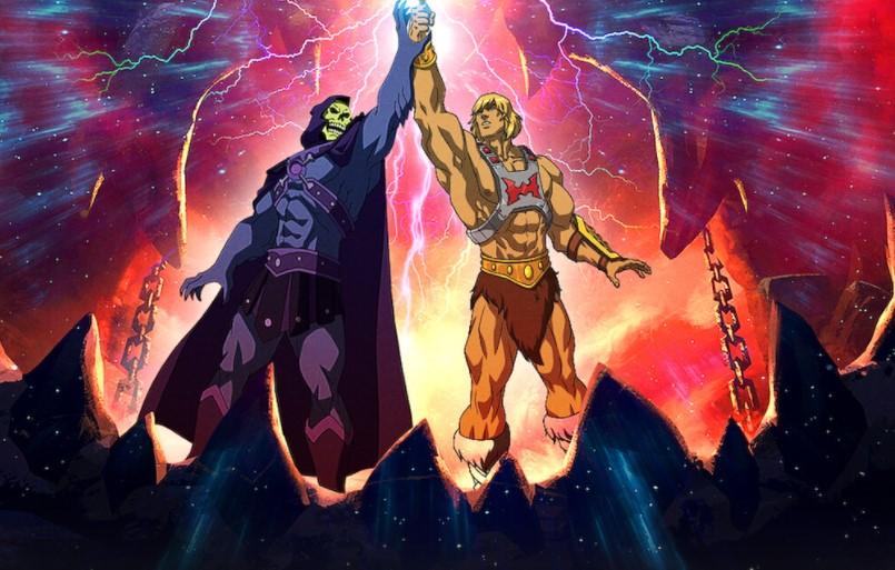 He-Man Masters of the Universe: Revelation Netflix