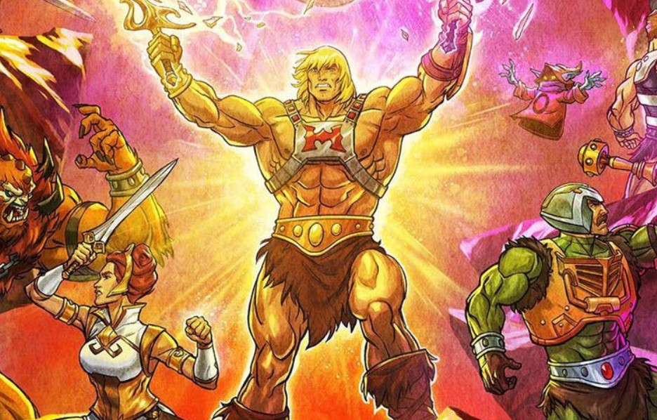 Kevin Smith He-Man Masters of the Revelation Rotten Tomatoes