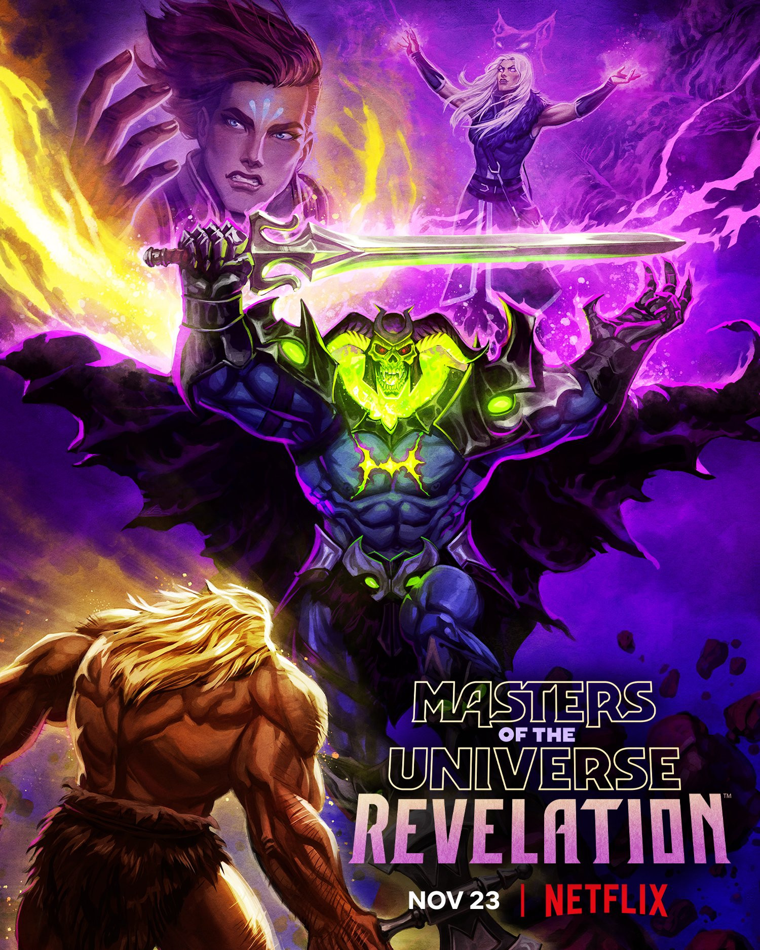 Kevin Smith Masters of the Universe Revelation Part 2