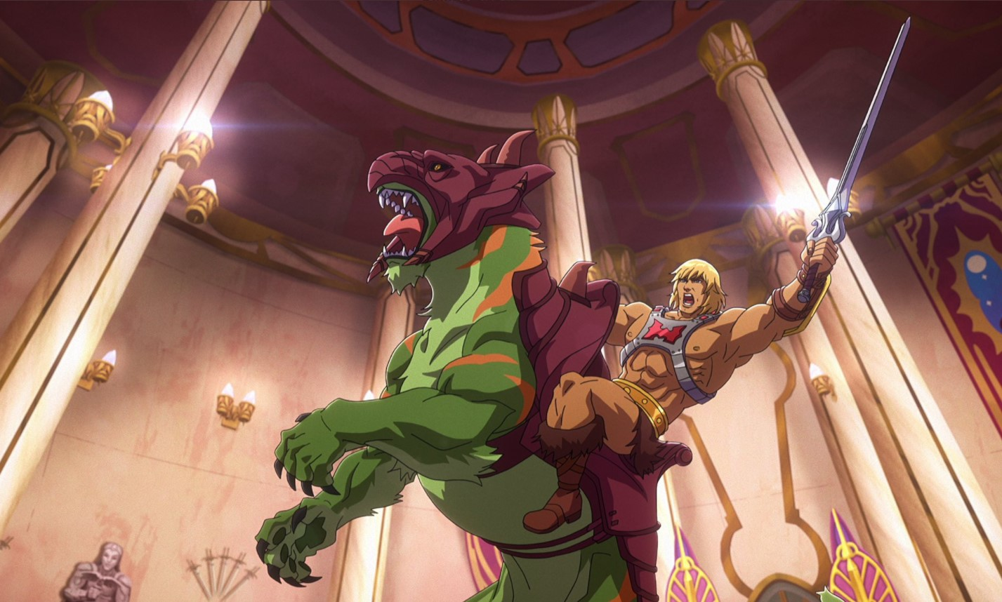 Kevin Smith He-Man Masters of the Universe: Revelation