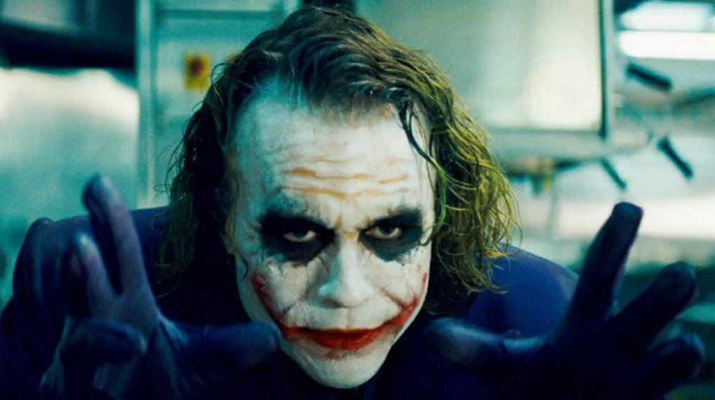 Heath ledger Joker
