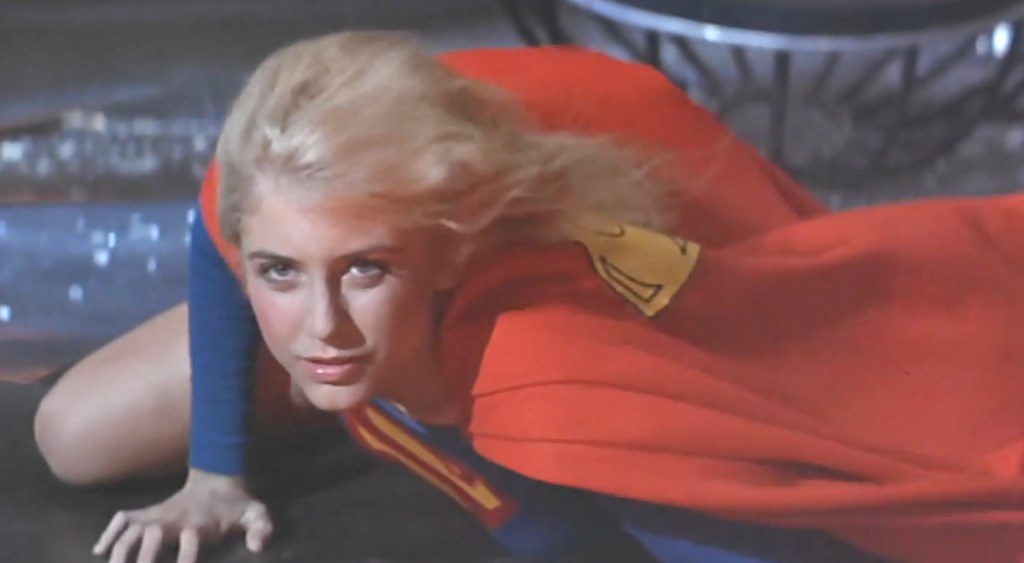 Supergirl Helen Slater Crisis On Infinite Earths