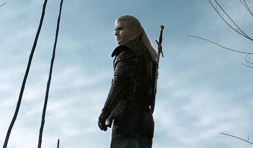 Henry Cavill Geralt Witcher
