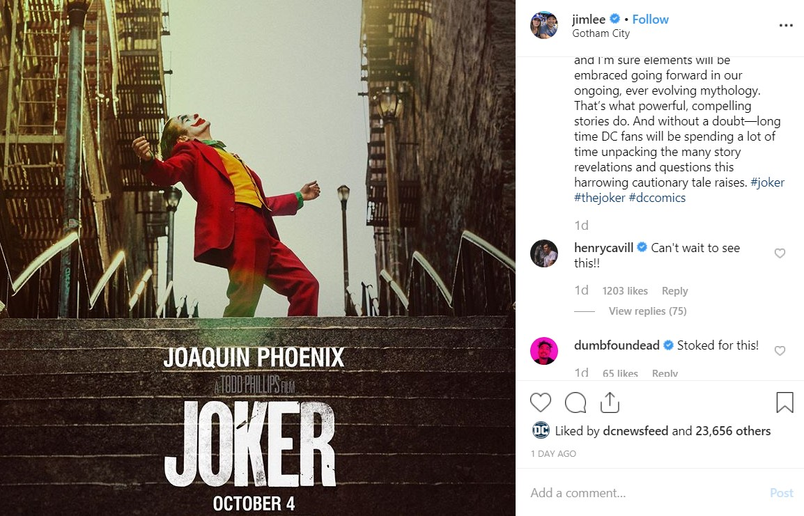 Joaquin Phoenix Says Joker Laugh Was 'Almost Painful' To Do