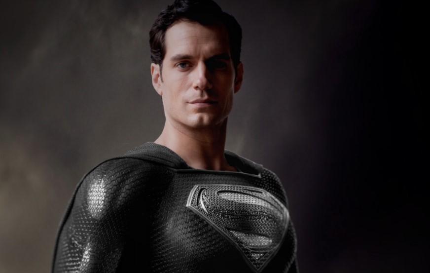 Henry Cavill Superman Zack Snyder Justice League