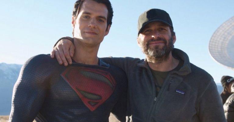 Henry Cavill Superman Zack Snyder Man of Steel