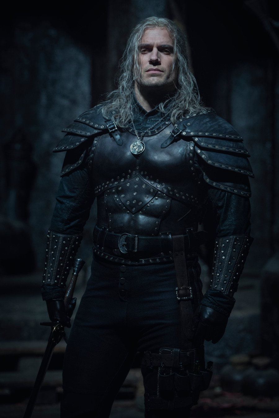 Henry Cavill The Witcher Season 2