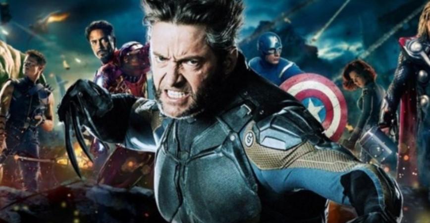 Hugh Jackman Wolverine Avengers