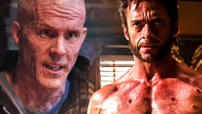 Hugh Jackman Wolverine Ryan Reynolds Deadpool