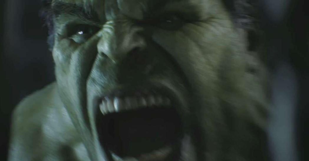 Hulk Avengers roar