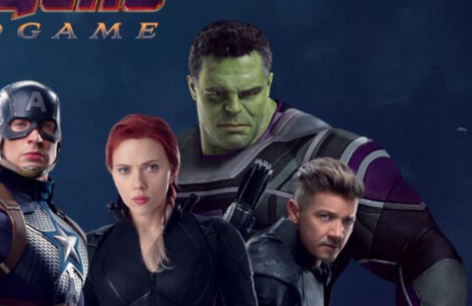Professor Hulk Avengers Endgame