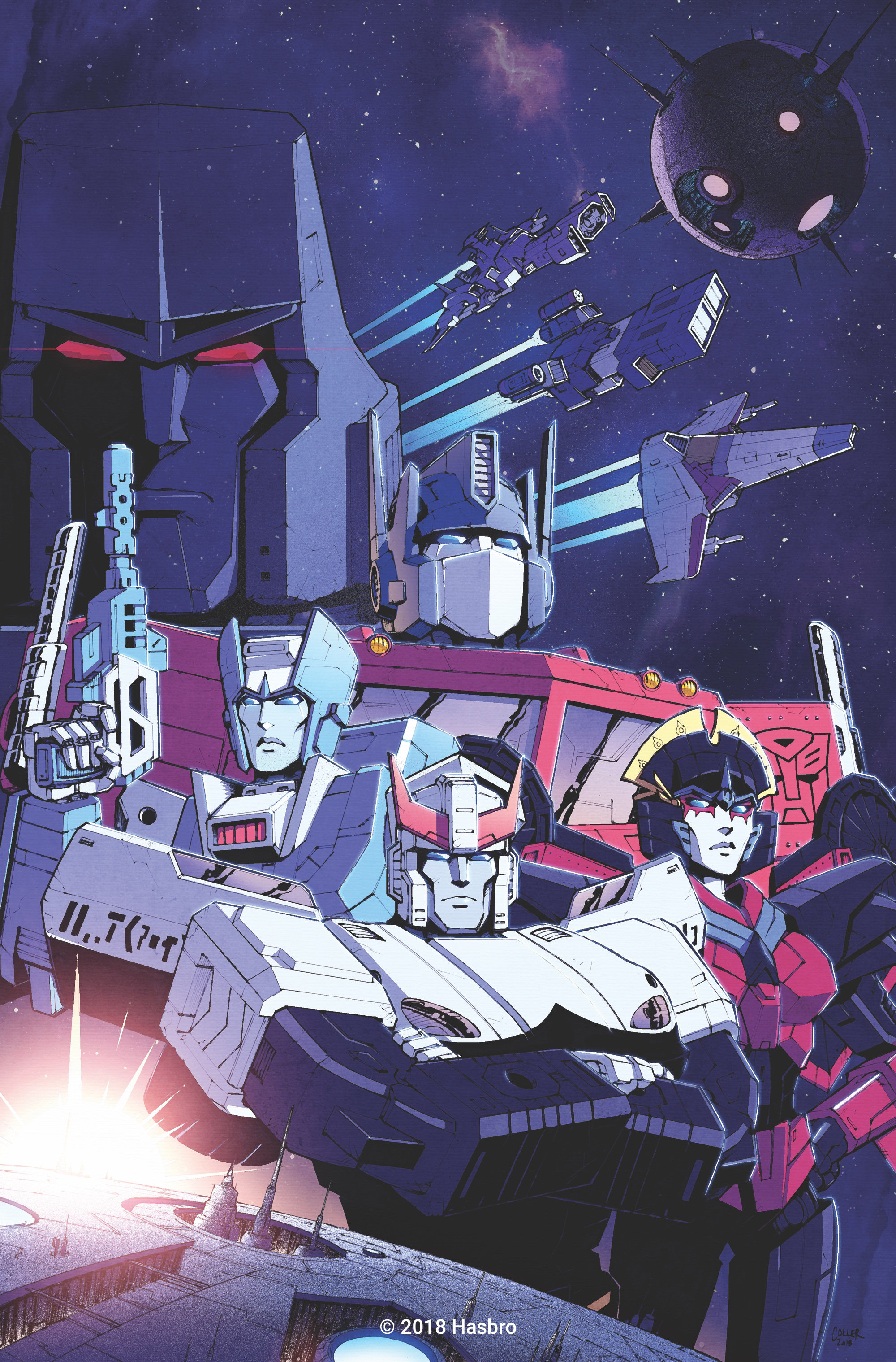 Transformers IDW Pbulishing