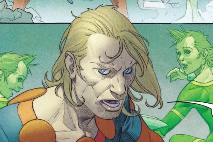 Marvel Comics Eternals Ikaris