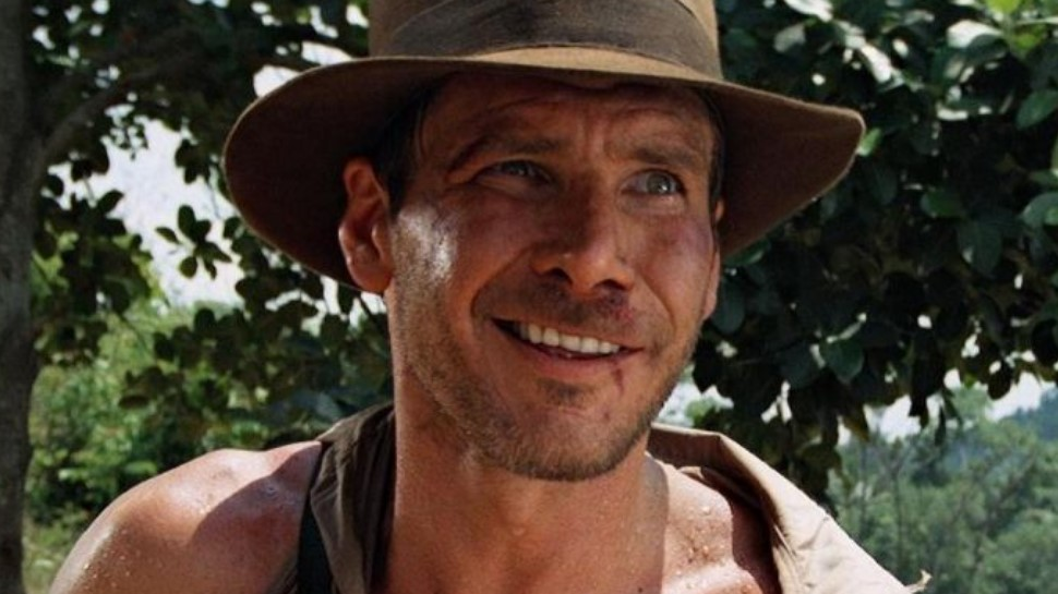 Indiana Jones Harrison Ford