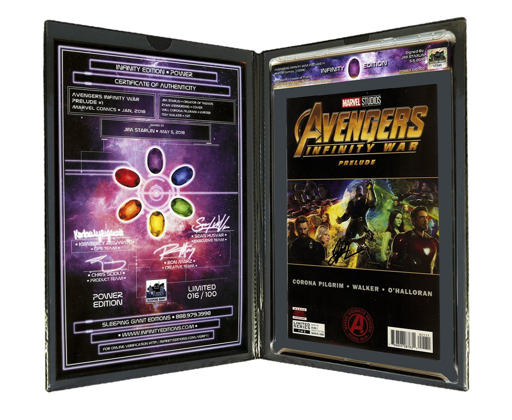 Infinity Editions