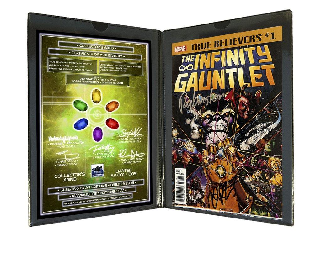 Jim Starlin Infinity Editions