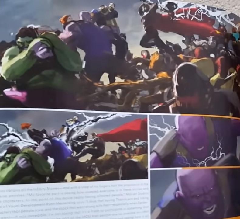 Infinity War Alternate Ending With Hulk Revealed