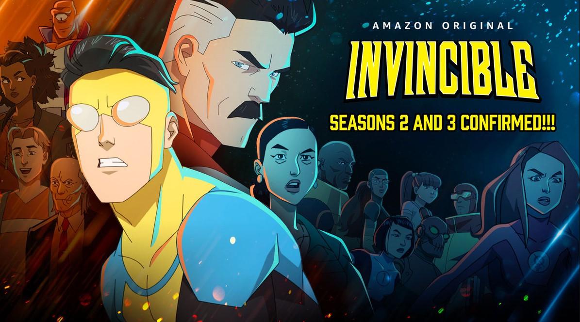 Invincible Amazon