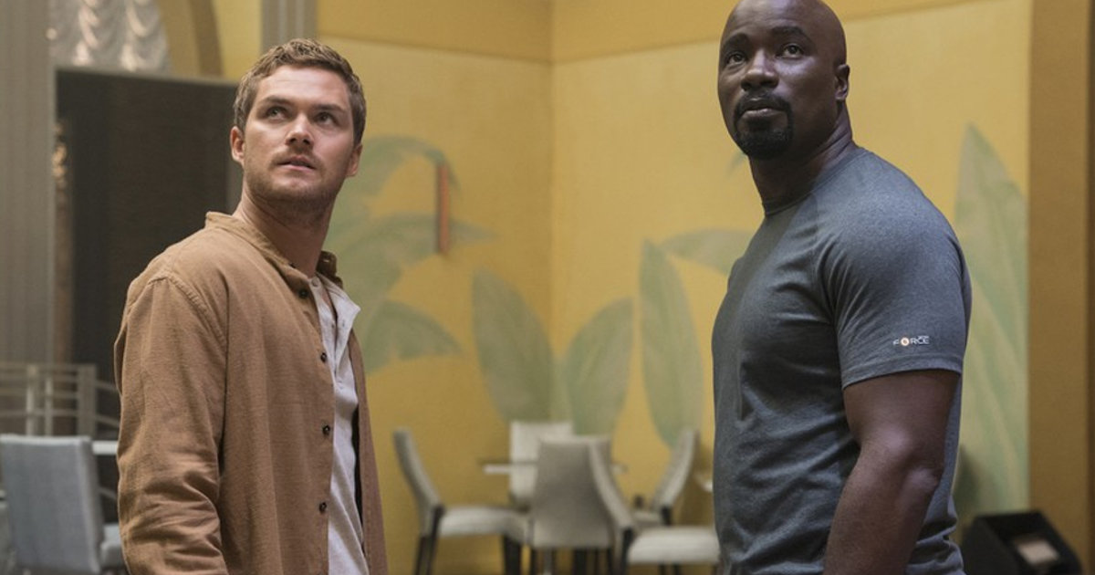 Luke Cage and Iron Fist