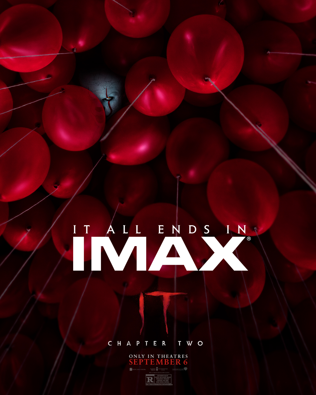 IT Chapter Two IMAX