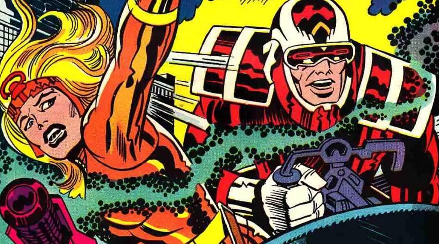 Jack Kirby Eternals