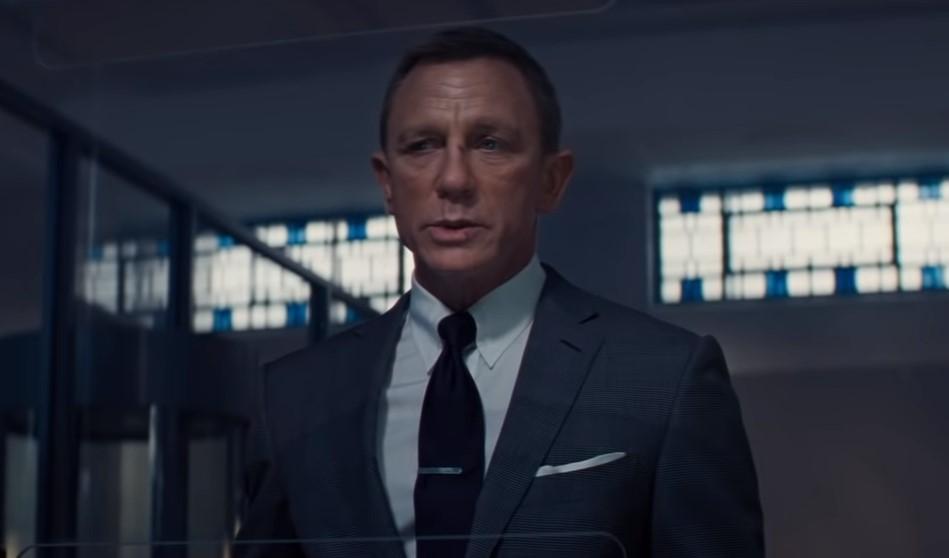 James Bond coronoavirus