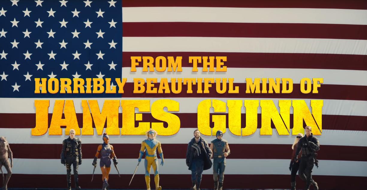 James Gunn DC The Suicide Squad