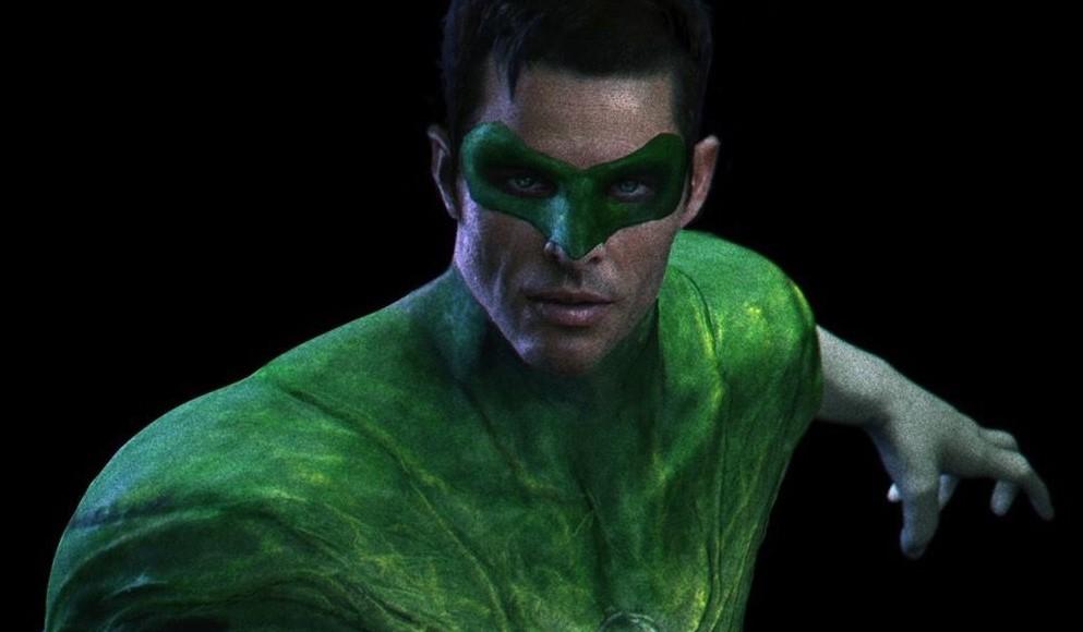 James Marsden Green Lantern