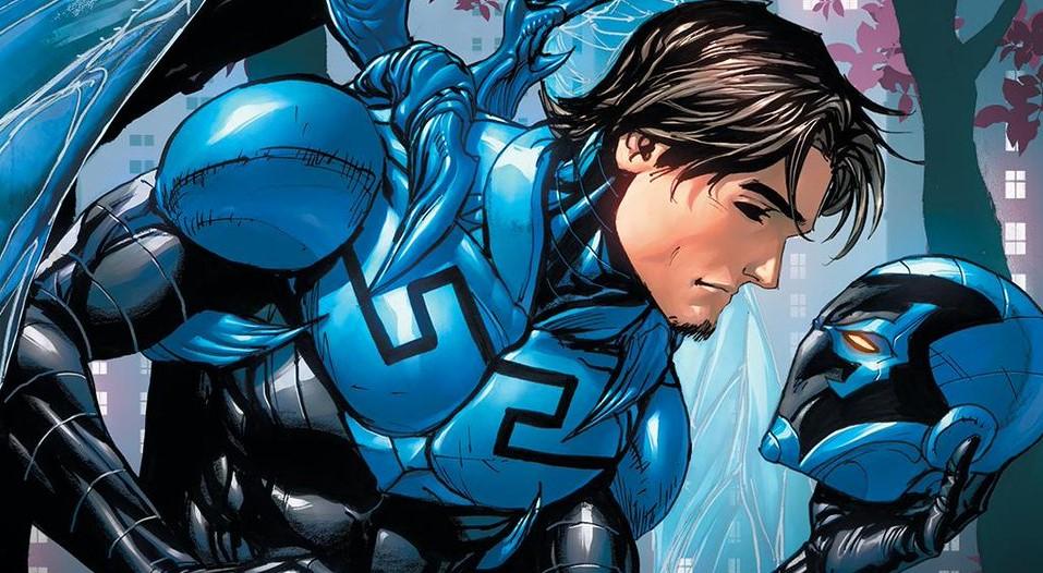 Blue Beetle Jamie Reyes