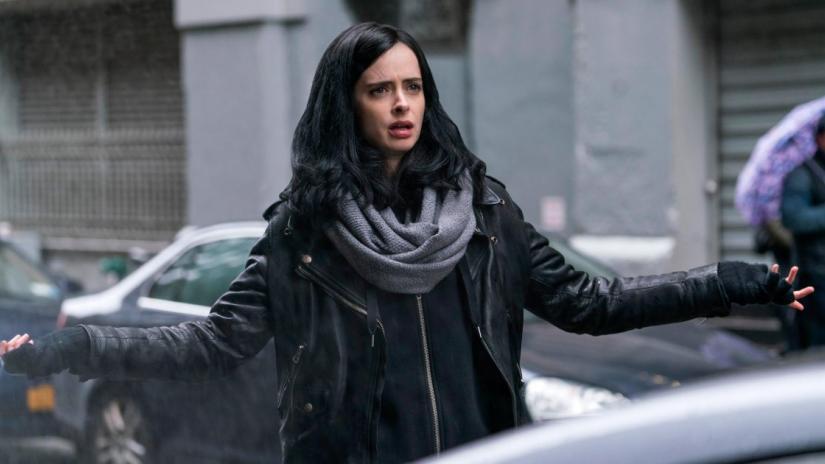 Marvel Jessica Jones Season 3