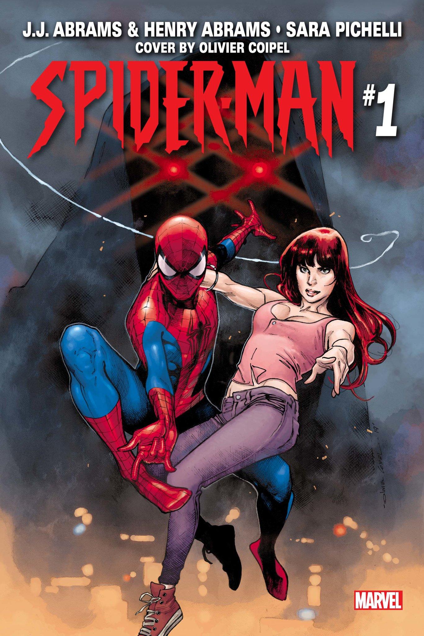 JJ Abrams Spider-Man Marvel