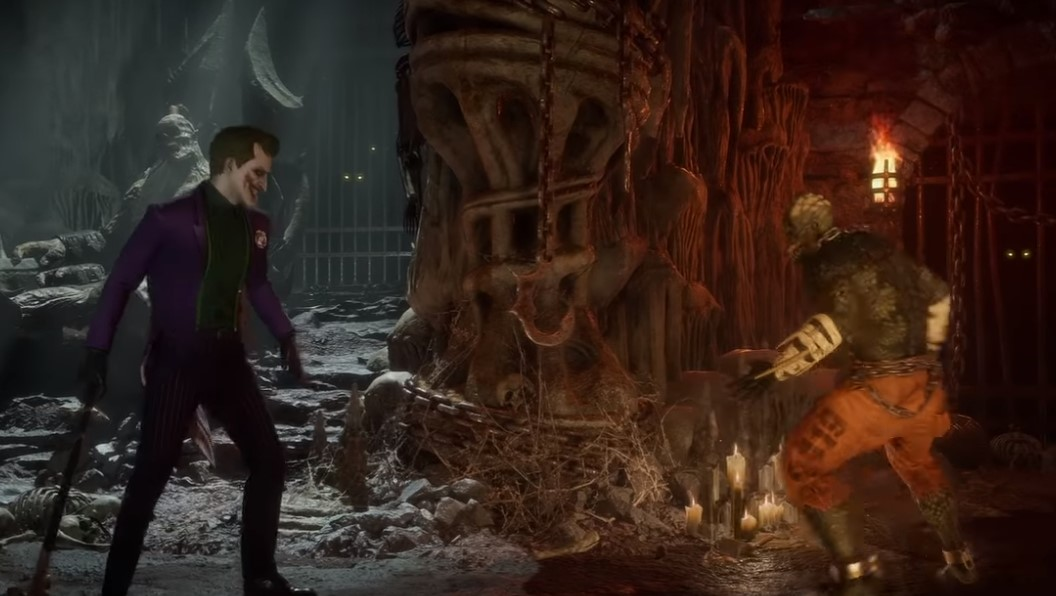 Joker Mortal Kombat