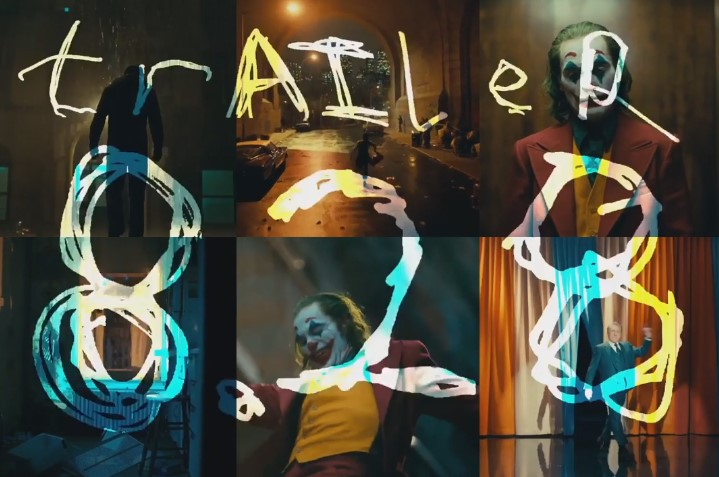 The Joker movie sends subliminal messages about the next trailer release date
