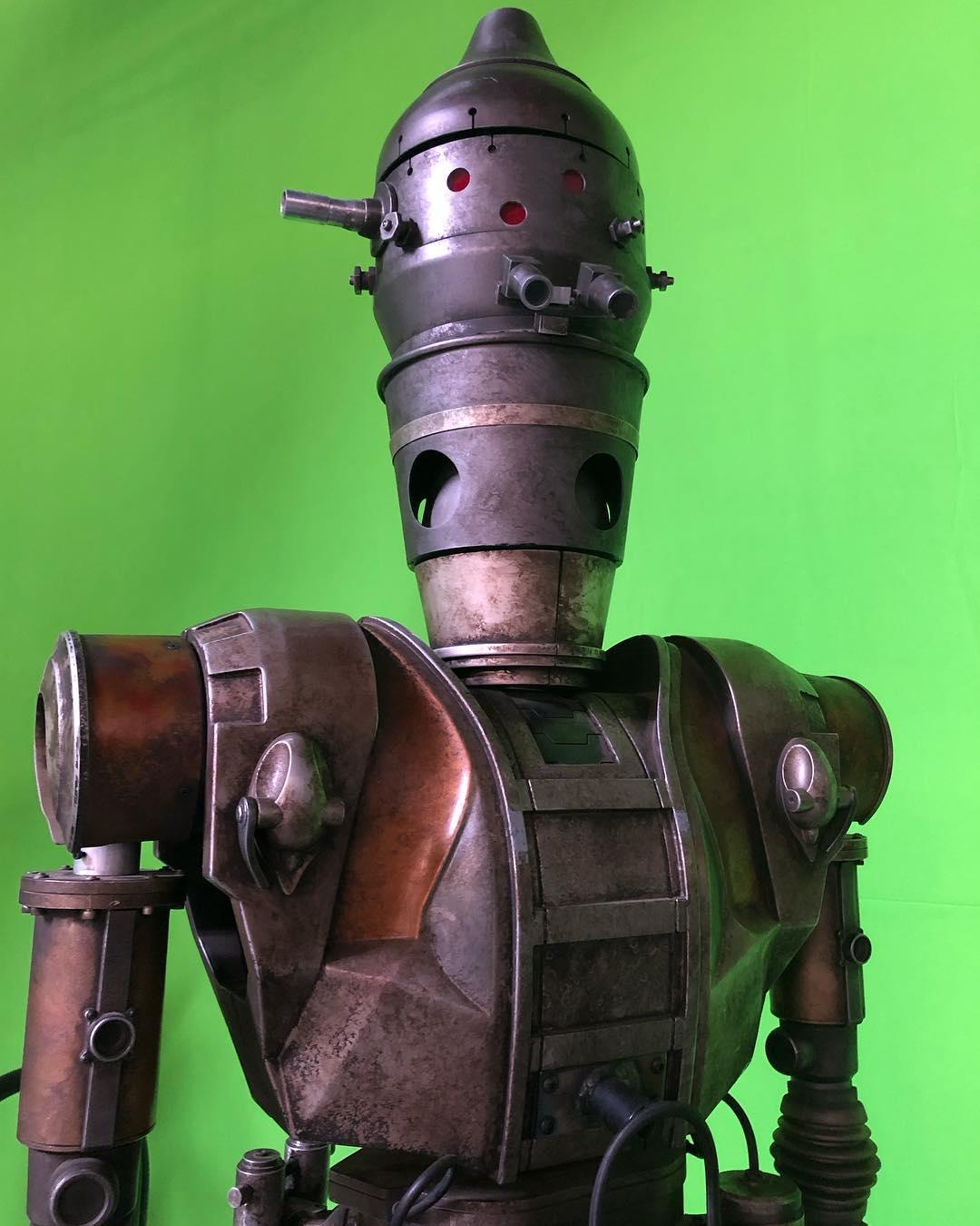 Jon Favreau Shares Bounty Hunter Image From Star Wars  Cosmic Book News