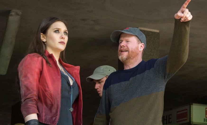 Joss Whedon Marvel Avengers Age of Ultron