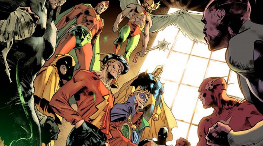 JSA DC Comics