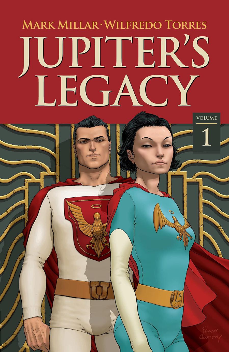 Jupiter's Legacy comic book