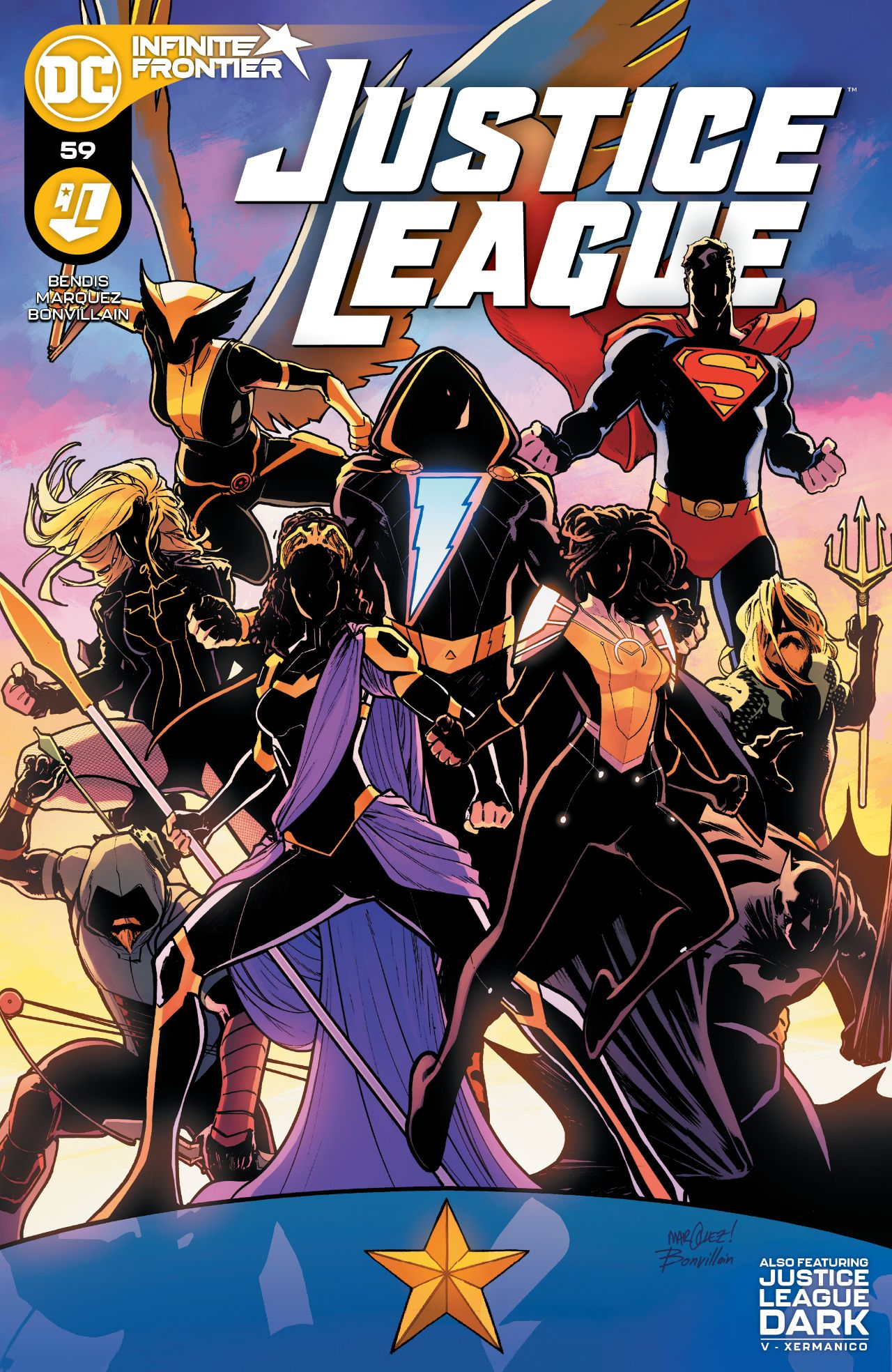 Justice League 59 Black Adam