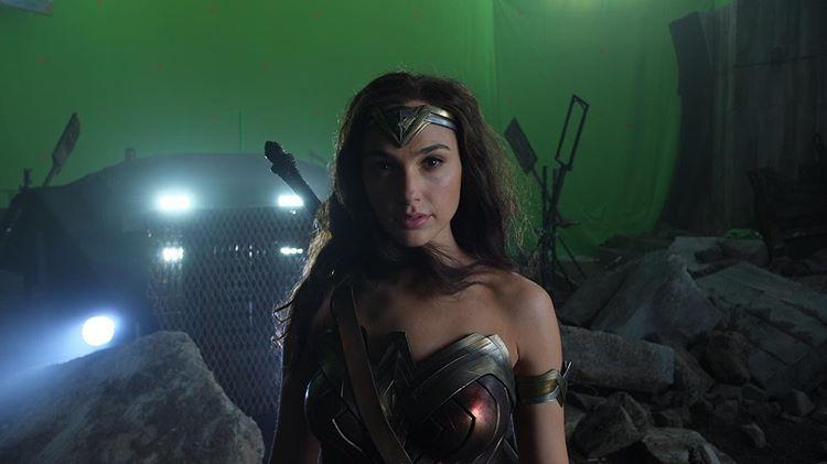 Justice League Wonder Woman Gal Gadot