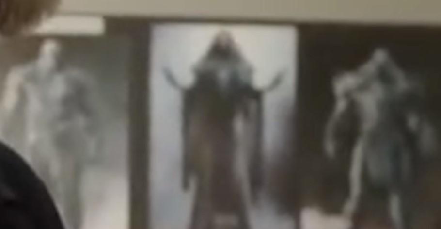 Justice League Darkseid concept art