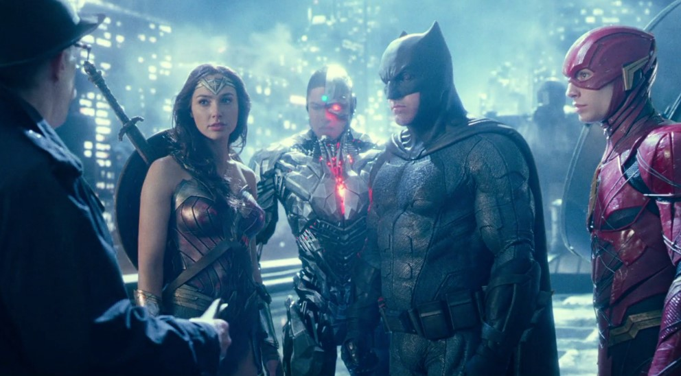 Justice League Dead