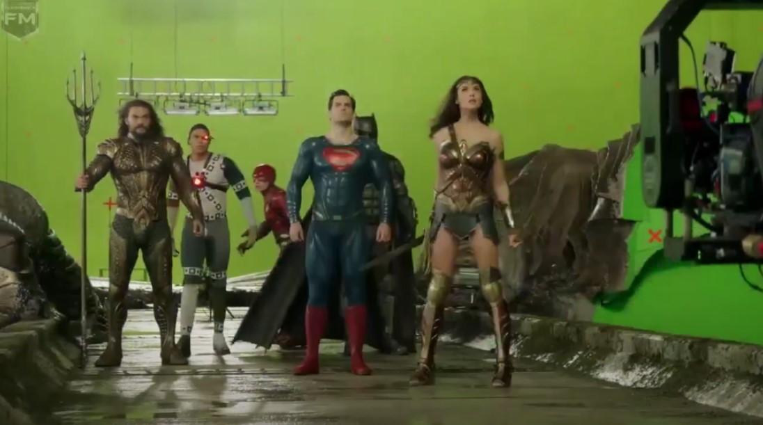 Justice League ending