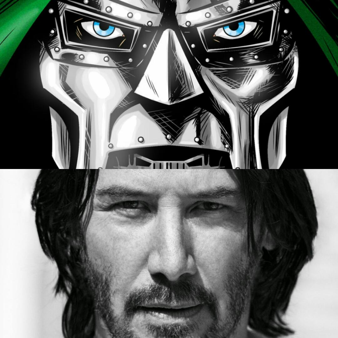 Keanu Reeves Doctor Doom