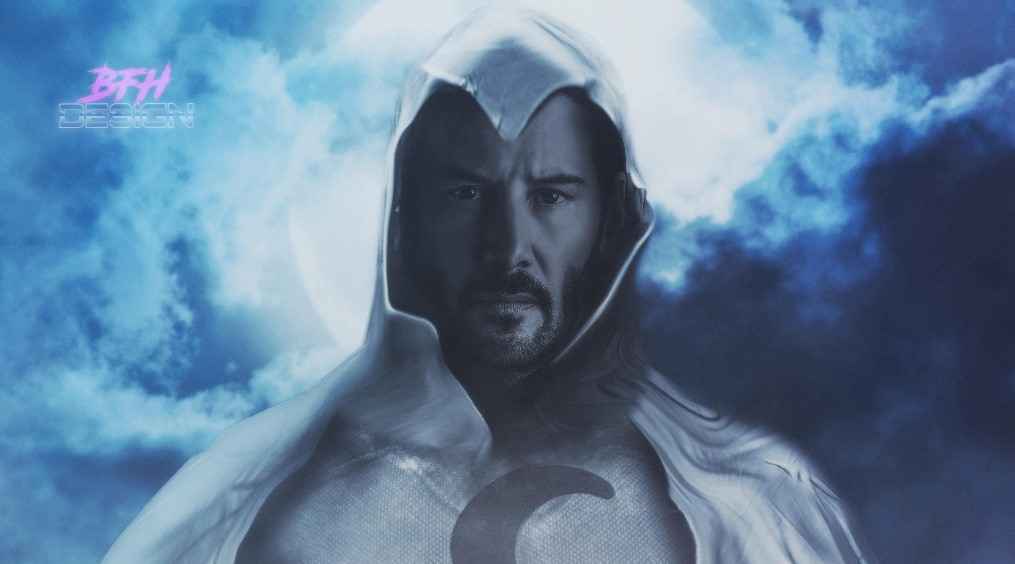 Keanu Reeves Moon Knight