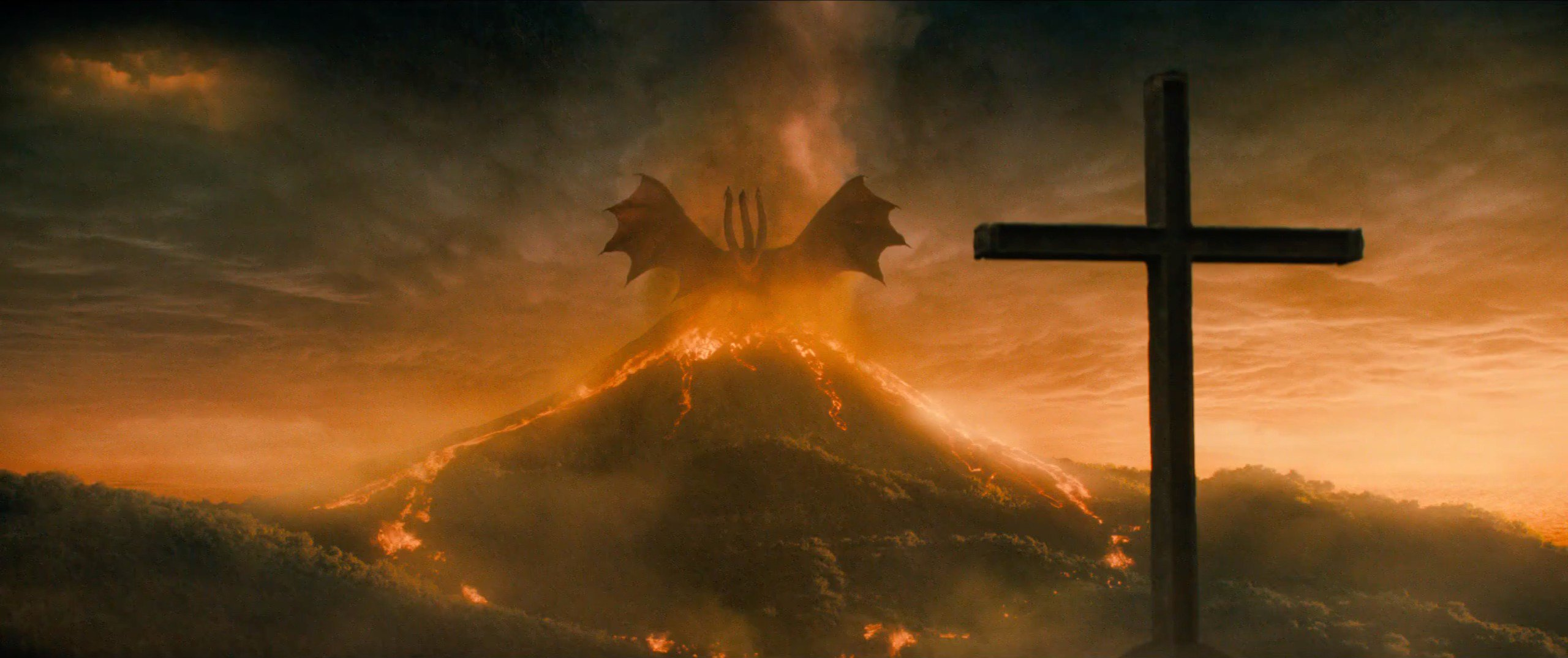 Ghidorah Is The Devil In Godzilla King Of The Monsters Image