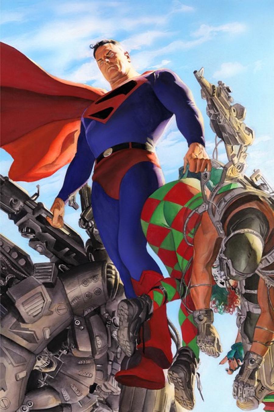 Kingdome Come Superman