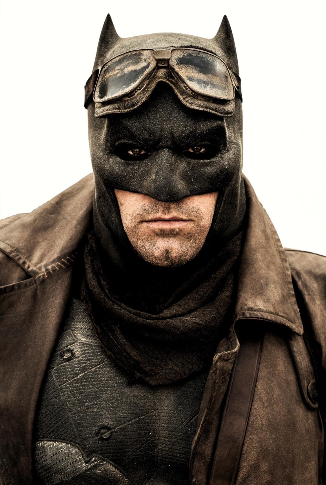 Knightmare Batman Ben Affleck